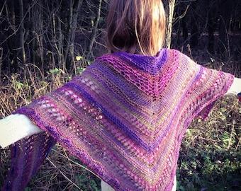 Norene shawl