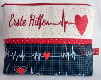 cosmetic Bag First aid / Erste Hilfe