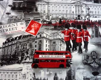 LONDON, Best of the best gray, Benartex