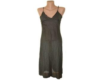 Vintage Bellerose Valetta women dress 100% cotton