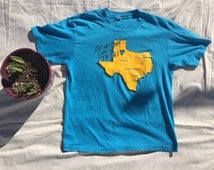Unique texas music related items etsy for T shirt printing pasadena tx