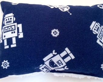 Robot tooth fairy pillow