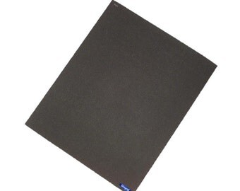 "9"" X 13-3/4"" Emery Paper,  Paper 280 Grit Jewelry Finish Metals Wa 100-006-3"