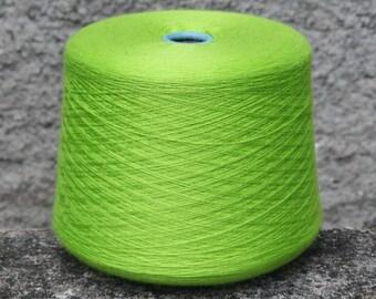 cashmere/merino/silk yarn on cone, per 100g