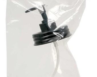 Mason Jar Soap Dispenser Lid