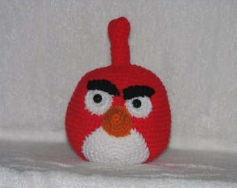 "Angry Birds Red Bird - 7"" tall"