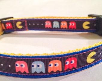 Pacman Dog Collar