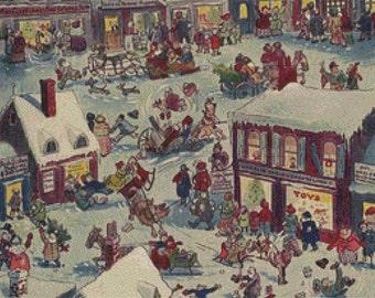 Christmas Chaos PDF Cross Stitch Pattern