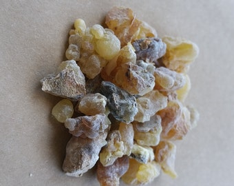 Frankincense - For Magickal Workings