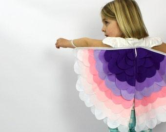 The Bird Wings - Petals  - Handmade Children's Costume