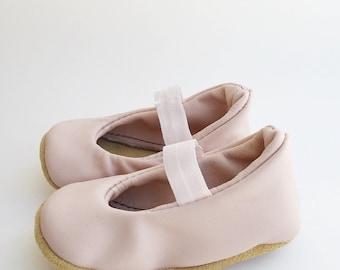 Blush Ballet Flats