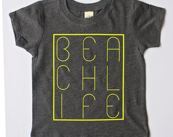 Beach Life Tee for Infants and Toddlers