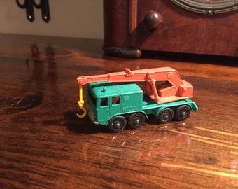 Lesney Crane Truck matchbox