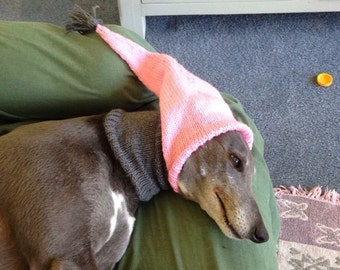 Greyhound beanies, hats