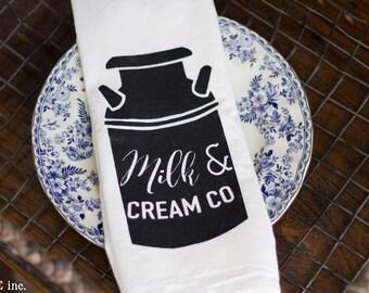 Flour Sack Dish Cloth