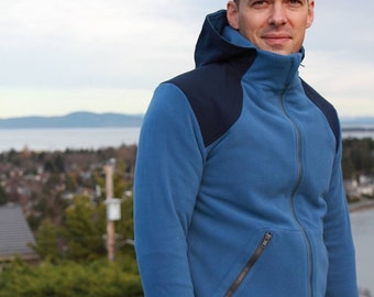 SALE* Men's Technical Fleece ZipUp