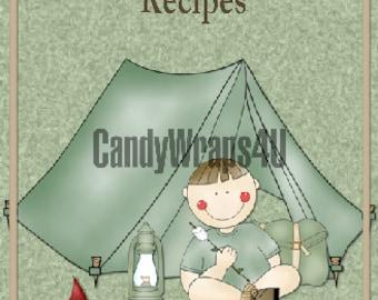Camping & Outdoors - Recipe Album
