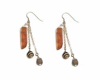 Seashells by the Seashore Earrings