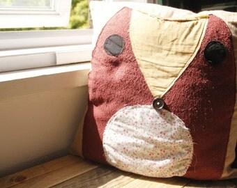 Friendly Fox Cushion Cover