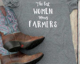 Farmer's Wife Shirt - Wife Shirt - Farmer's Wife - Farm Shirt - Best Women Shirt - Farmer Wife Gift - Gift for Farmer - Farm Wife Gift