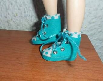 Boots handmade blythe