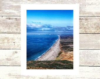LOOKING NORTH - Bay Area - Point Reyes - Fine Art Photograph - Limited Edition of  250