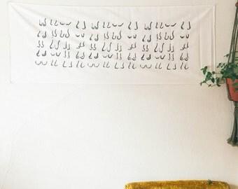 Boob Tapestry
