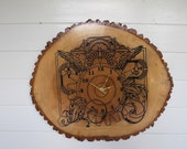 Steampunk Wall Clock, Gea...