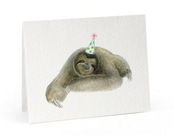 Happy Birthday Mr. Sloth