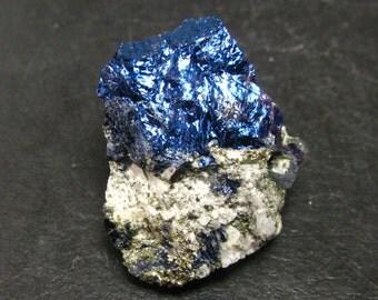 "Covelite Covellite Crystal From Montana USA - 1.2"""