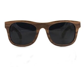 Wooden sunglasses - Byron Bay, Hoentjen Creatie