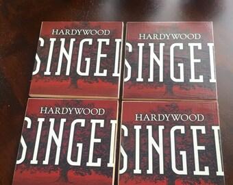 Hardywood Beer Box Coasters