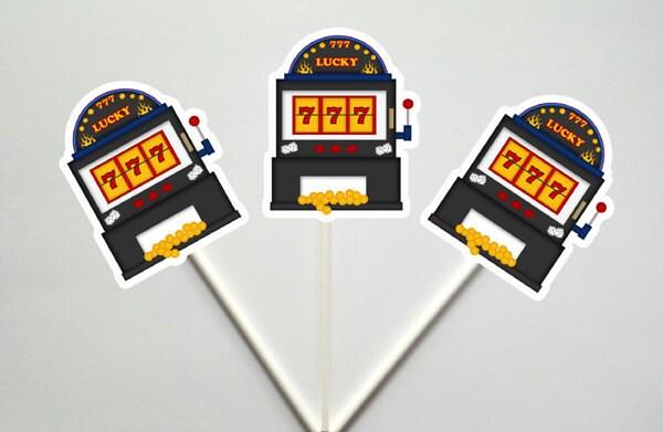Slot machine clothing