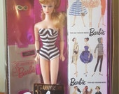 35th Anniversary Barbie, 1959 Barbie Doll Collectible