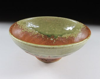 Beautiful Iga-ware Chawan