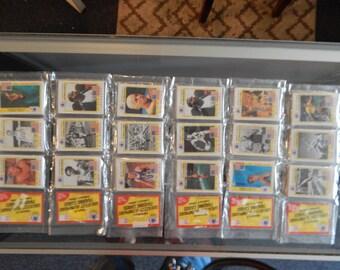 6 Packs Unopened Unused 1983 TOPPS GREATEST OLYMPIANS Rack Packs 270 Cards