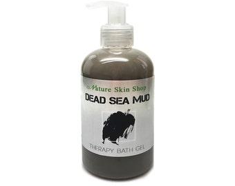 Dead Sea Mud Therapy Body Wash