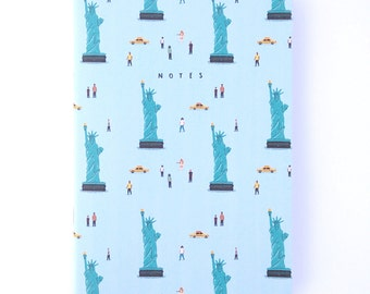 New York illustrated notebook