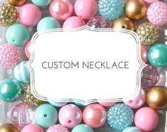 Customize Your Perfect Necklace!