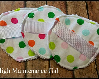 Washable baby wipes, Cloth wipes, Reusable wipes, Baby girl washcloths, Natural baby wipes, Eco friendly wipes, Babyshower gift idea
