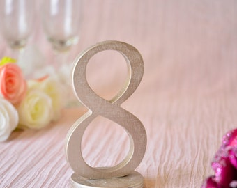 table Numbers |||  weddings table numbers ||| wedding table decor ||| table numbers gold || table numbers silver||| table numbers glitter
