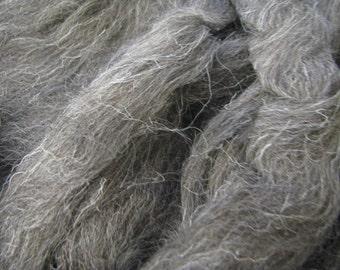 Herdwick British Wool Tops/Rovings for spinning, or needle felting felting. 50/100g  1.76/3.52oz