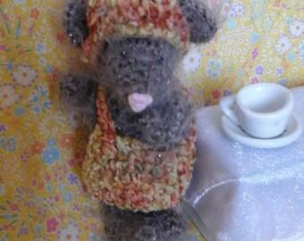 Amigurumi Crochet Mouse