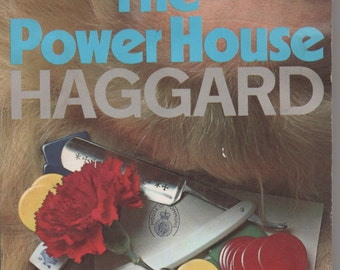 Pan Paperback, The Power House by William Haggard, 1968, good shape