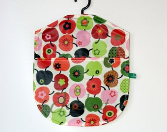 Practical bag for hanging out for nursery, laundry clamps or utensils, pegbag, peg pouch, Kindergarten pouch
