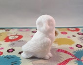 Snowy Owl Soaps / Hedwig Owl Soap / Snow Owl Soap / Labyrinth Owl / Jareth Owl / HP Soap / 1 oz Soap / Goat Milk Soap / Party Favor