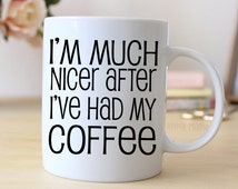 Funny Coffee Lover Gift - Funny Coffee Mug - Funny Office Gift