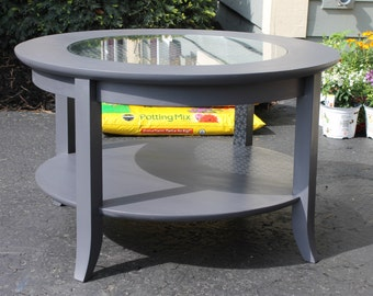 SOLD*******Wood Coffee Table