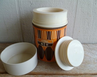 Vintage Large Mouth Thermos