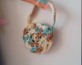 P1 fashion crochet purse